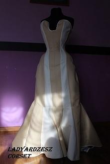 moje nowe dzieło suknia  go...