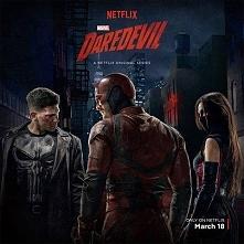 Daredevil, Punisher i Elektra - 18 marzec. :D