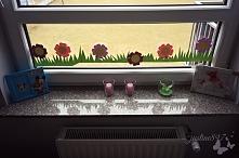 Wiosna w oknie