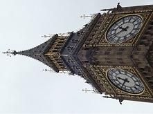 Trochę z innej perspektywy. Big Ben.