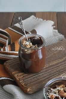 Zdrowy mus czekoladowy z awokado. Przepis po kliknięciu w zdjęcie