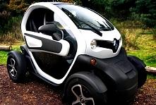 Samochód elektryczny od Ren...