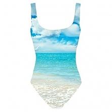 Body Fullprint Beach
