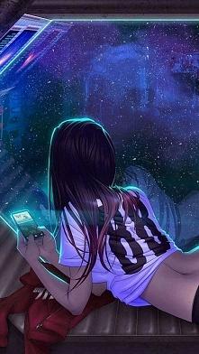Łapka w górę, kto prowadzi nocny tryb życia? ^^