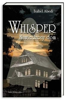 Whisper to nazwa, jaką główna bohaterka - Noa nadała staremu domowi na wsi, do którego przeprowadziła się wraz z matką i jej przyjacielem na okres wakacji. Stare domy posiadają ...