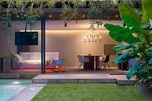 Nowoczesny salon to salon, w którym gubimy wrażenie wnętrza a wnętrze domu de...