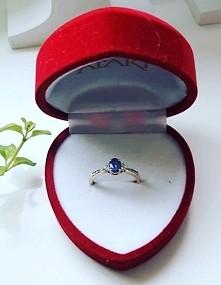 mój pierścionek zaręczynowy ❤