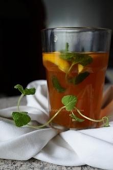 Herbata idealna na taką pogodę :)