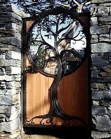 brama/drzwi