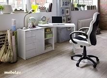 biurko MARCO z ruchomym blatem