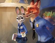 Nick i Judy ze Zwierzogrodu ♥