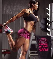 fit girl.
