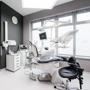 Nowoczesny gabinet dentystyczny