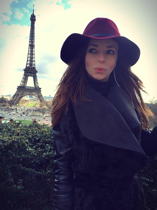 #paris #toureiffel #me #look