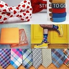 Planujemy wiosenną promocję. Dajcie znać, co mamy przecenić? :) a) muchy b) krawaty c) paski d) poszetki e) skarpety