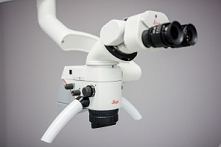 Mikroskop Leica