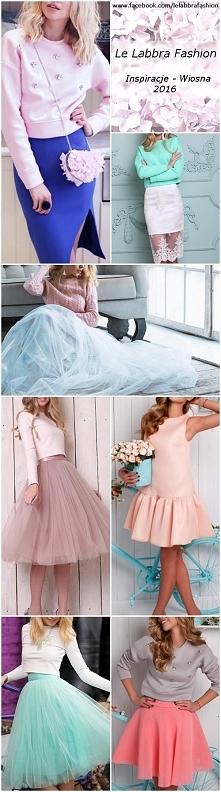 Le Labbra Fashion Pastelowe...