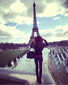 #paris #toureiffel #look
