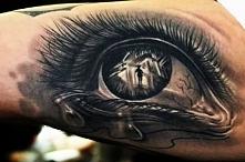 amazing eye tattoos