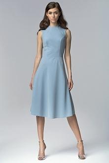 Idealna sukienka na wszelkie okazje. Doskonale komponuje się z różnymi dodatk...