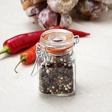 Mały słoiczek szklany KILNER POMARAŃCZOWY 0,1 l