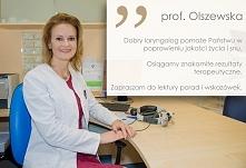 Ewa Olszewska - znakomity laryngolog z Białegostoku
