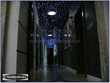 Sufit napinany w przedpokoju może pełnić rolę oświetlenia dekoracyjnego. Sufit napinany w korytarzu, sufit napinany w holu, sufit napinany na klatce schodowej może być stosowany...