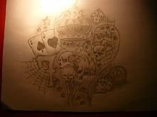 projekt tatuażu dla kolegi :)