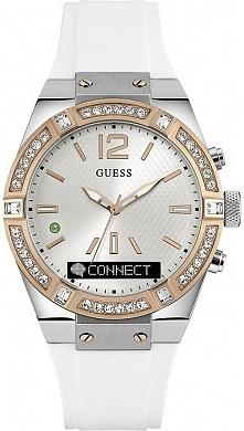 smartwatch w stylu fashion: Guess Connect, łączy w sobie technologię i styl