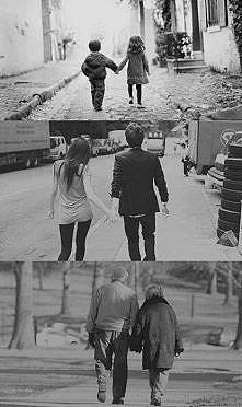 Miłość do grobowej deski - dewizą zakochanych ♥♥♥