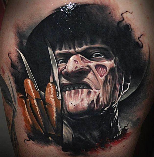 Freddy Na Tatuaże Zszywkapl