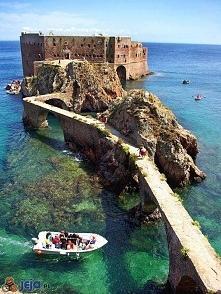 Fort Św.Jana Chrzciciela Portugalia