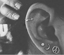 hey, mam zamiar dorobic sobie dziurki w uchu, obecnie mam 2, co sadzicie na t...