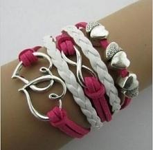 Dziewczyny co sądzicie o takiej bransoletce, ostatnio ją zakupiłam na allegro...