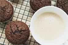 Przepis na muffinki buraczk...