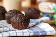 Muffinki z fasoli czerwonej...