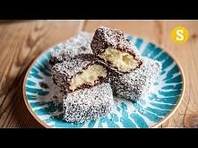 Chocolate Lamingtons Recipe