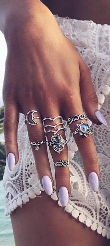 Biżuteria w stylu boho