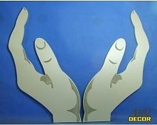 Dłonie - Dekoracje Na Boże Ciało, Pierwsza Komunia - Eucharystyczne