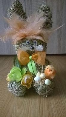 Wielkanocny zajączek :)