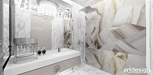 oryginalna aranżacja łazienki | EMOTIONAL POWER | Apartament