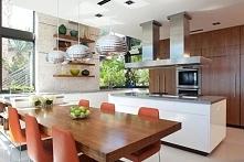 Nowoczesna kuchnia czyli kuchnia w nowoczesnym domu - zapraszam do wnętrza i ...