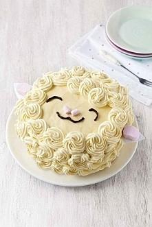 Ciasto - owieczka