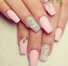 Nails - Pastel Pink
