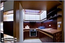 projekty oświetlenia kuchni, oświetlenie kuchni, oświetlenie nowoczesnej kuch...