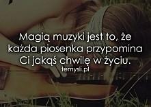 Magia muzyki...