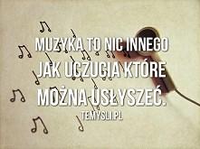 Muzyka to nic innego...
