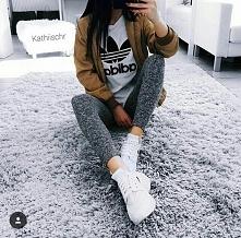 Stylizacja z bluzka Adidas od Karinka14 z 29 marca - najlepsze stylizacje i c...