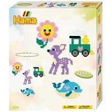 Witajcie:)  Nowy zestaw Hama 3235 - Karuzela z koralików midi dla Dzieci od l...