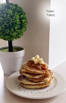Propozycja na piątkowy obiad! Pancakes :)